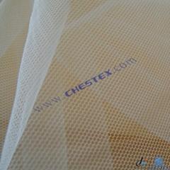100% poly/nylon 20D hexagonal tulle fabric