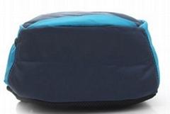nylon single shoulder strap trangile sports bag/messanger bag