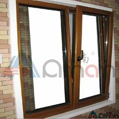 Aluminium  Inward tilt-turn windows