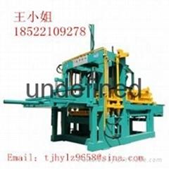 JF-ZY1500D Most popular mulifucation brick making machine
