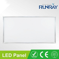 72W Recessed 1200x600mm LED Panel light Epistar SMD2835 chips