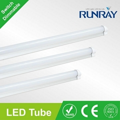 600mm 9W Integrated LED T8 tube Epistar SMD2835 chip
