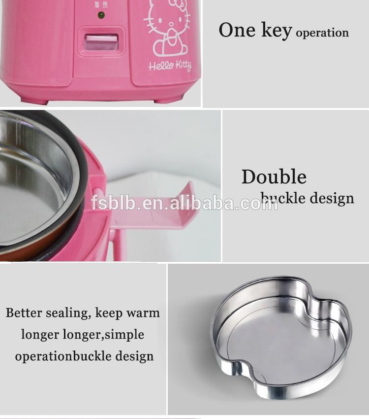 BLB SF168 1.2L mini electirc rice cooker 1