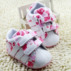 Baby toddler shoes Pink