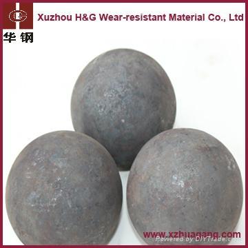 chrome alloy casting grinding balls 5