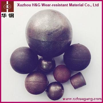 dia.20-150mm chrome alloy casting steel balls 4