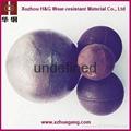 chrome alloy casting grinding balls for