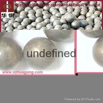 Grinding media ball for power plant coal grinding 4