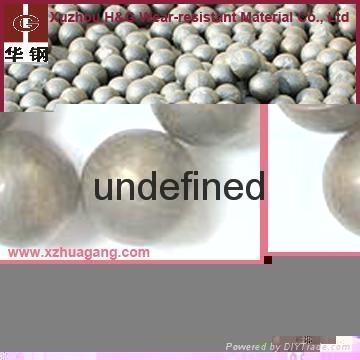 Grinding media ball for power plant coal grinding 5