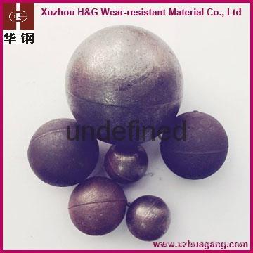 Xuzhou H&G grinding balls for copper mine ball mill grinding 1
