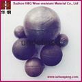 Xuzhou H&G grinding balls for copper mine ball mill grinding 2