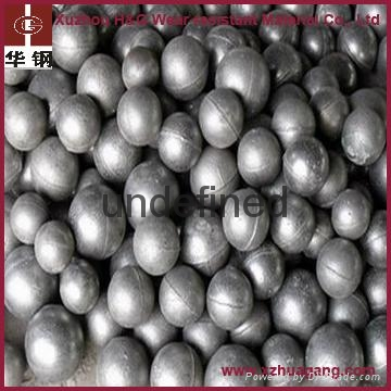 Xuzhou H&G grinding balls for copper mine ball mill grinding 4