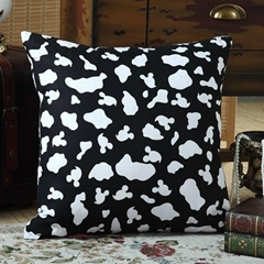 2014 new design 100 cotton gift bolster pillow
