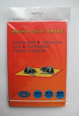 Medium mouse glue board