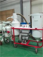 自動回收式噴砂機