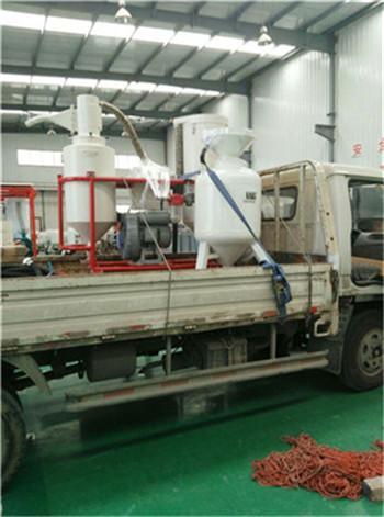 自動回收式噴砂機 2