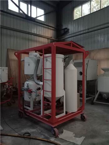 自動回收式噴砂機 3