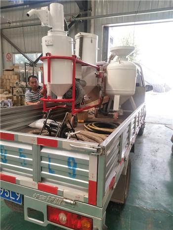 自動回收式噴砂機 4