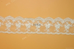 Embroidery lace underwear  Wedding dress lace