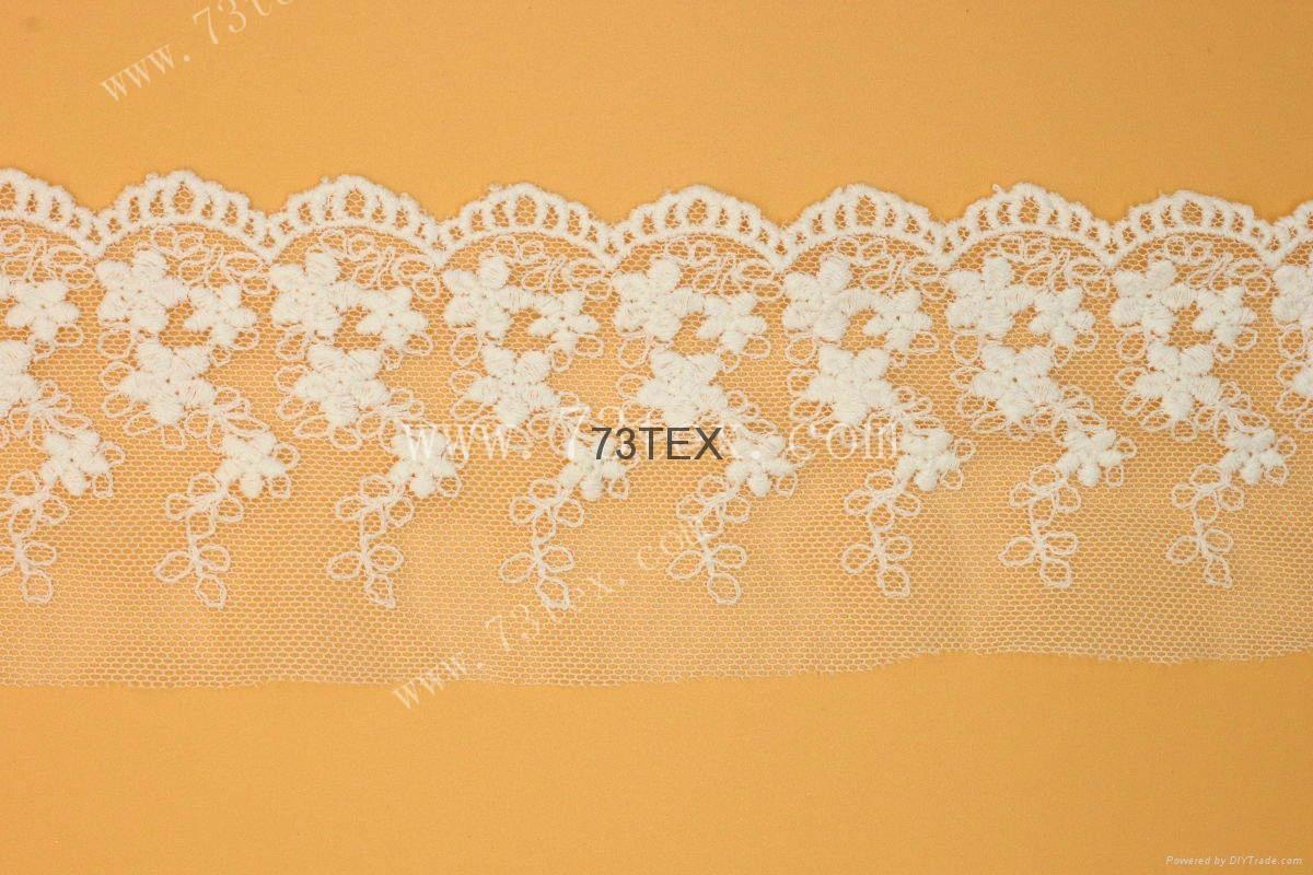 水溶花邊刺繡花邊內衣花邊婚紗禮服花邊服裝輔料花邊輔料 2