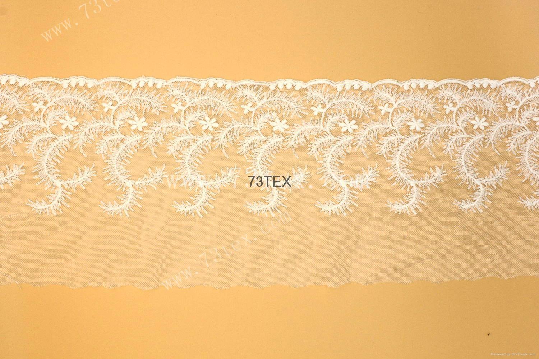 水溶花邊刺繡花邊內衣花邊婚紗禮服花邊服裝輔料花邊輔料 4