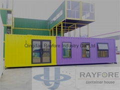 40HC Container House