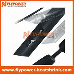 3:1,4:1 Adhesive-lined Polyolefin Dual Wall Heat Shrink Tubing BH-5(3X)/(4X)