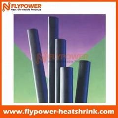 Semi-rigid Medium Wall Heat Shrinkable Tubing Without Hot Melt Adhesive Shrink R