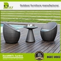Luxury Outdoor Pe Rattan Leisure Chair Dgd2 0003