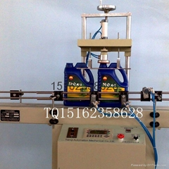 DOUBLE HEAD LEAK TESTING MACHINE