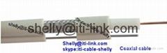 Coaxial cable(RG6/RG59/RG11/RG58)