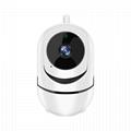 Night Vision Wireless 720p Ip Camera