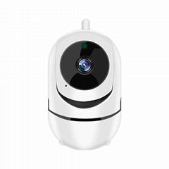 Night Vision Wireless 720p Ip Camera Home Wifi Security Camera