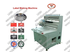 PVC Label machine