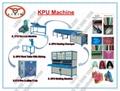 kpu shoe upper machine 1