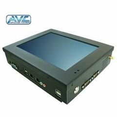 8inch Rugged Panel PC Atom N2600 CPU 2GB DDR3 32GB SSD WiFi