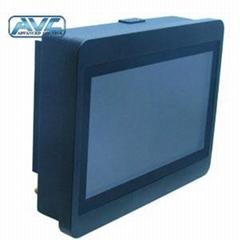 7inch vehicle Panel PC computer N2600 1.6GHz 2GB DDR3 32GB SSD 3G WCDMA GPS 9~36
