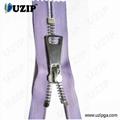 No 10 zipper