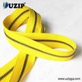 zippers meters and long zips