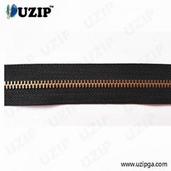 golden chain zipper