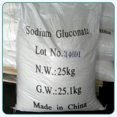 Water Quality Stabilizer Sodium Gluconate