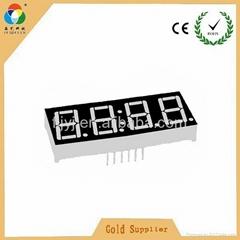 7-segment led display fo