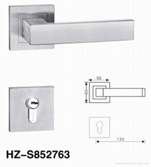 high quality stainless steel door handle lock
