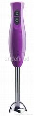 smart stick 1-speed hand blender stick blender any injection color