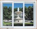 60mm series PVC sliding window 1