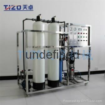 RO-500反渗透水处理设备 5
