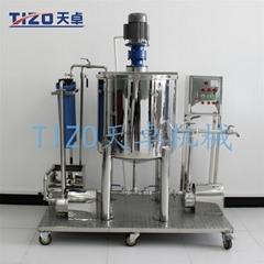 200L洗发水生产设备