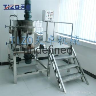 中小型日用洗涤剂生产设备 5
