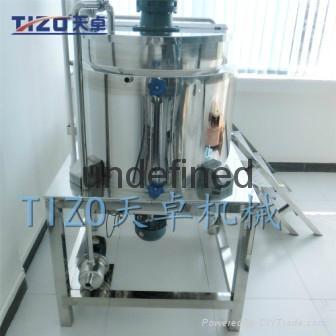 中小型日用洗涤剂生产设备 3