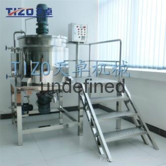 中小型日用洗涤剂生产设备 2